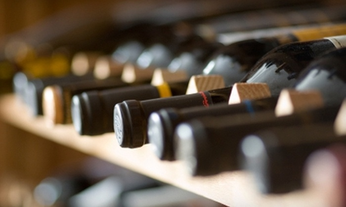 Continental Treat - Strathcona: $20 for $45 Worth of Wine at Continental Treat
