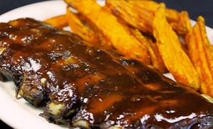 Holiday Restaurant: $8.80 for $16 Worth of American Food at Holiday Restaurant