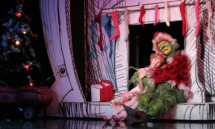 """Dr. Seuss' How The Grinch Stole Christmas! The Musical"" - Fox Theatre: ""Dr. Seuss' How The Grinch Stole Christmas! The Musical"" on November 10–15"