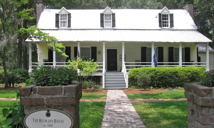 Heyward House Historic Center - Bluffton: Walking Tour for Two or Four at Heyward House Historic Center (Up to 50% Off)