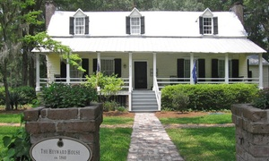 Heyward House Historic Center: Walking Tour for Two or Four at Heyward House Historic Center (Up to 50% Off)