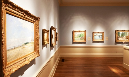 One or Two E-Memberships for One Year at Dixon Gallery and Gardens (Up to 50% Off)