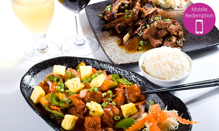 Fortune Five Chinese Restaurant In Northbridge Wa Groupon