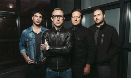 Yellowcard, 11 18 December, Various Locations, Standing and Seated Tickets from £19