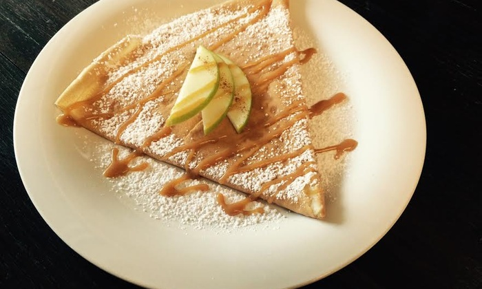 The Perch - Downtown Nashville: $12 for Two Groupons, Each Good for $10 Worth of Sweet Crepes, Waffles, and Coffee at The Perch ($20 Value)