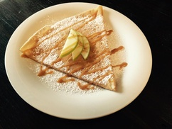 The Perch: $12 for Two Groupons, Each Good for $10 Worth of Sweet Crepes, Waffles, and Coffee at The Perch ($20 Value)
