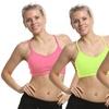 Women's Moisture-Managing Crisscross Sports Bra