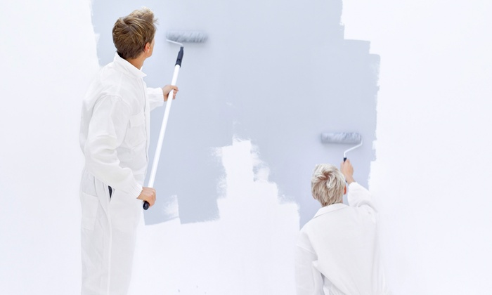 New Look Construction - Dudley - Brunswick King: Professional Interior Painting Services for One, Two, or Three Rooms from New Look Construction (Up to 61% Off)
