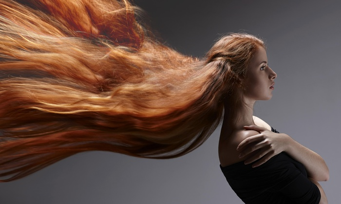 Le Vintage Salon - North Richland Hills: Color, Highlights, and Blow-Dry from Le Vintage Salon & Spa (60% Off)