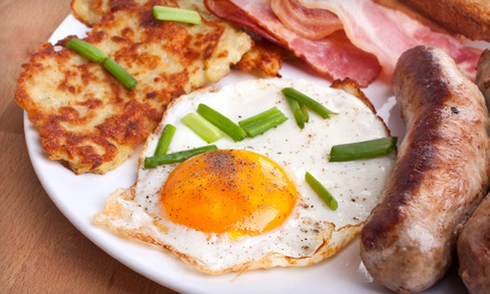 Bistro 1902 - Downtown Hollywood: $32 for Brunch for Two with Bottomless Mimosas at Bistro 1902 (Up to $67.80 Value)