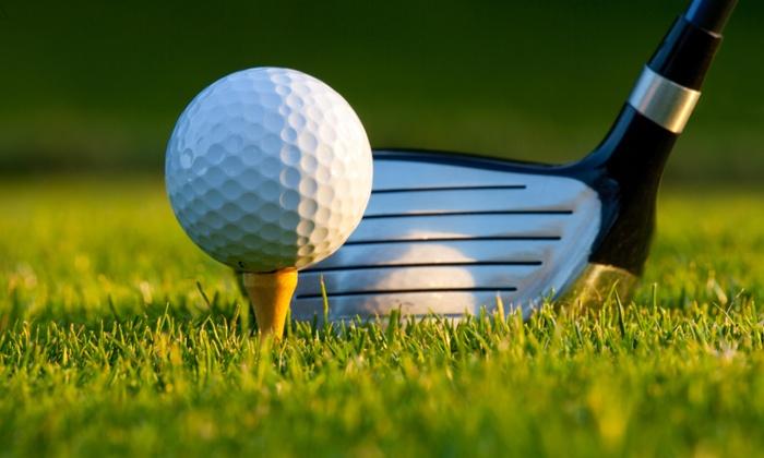 Copperfield Golf Center - Villa Toscana: Up to 62% Off Golf Lessons at Copperfield Golf Center