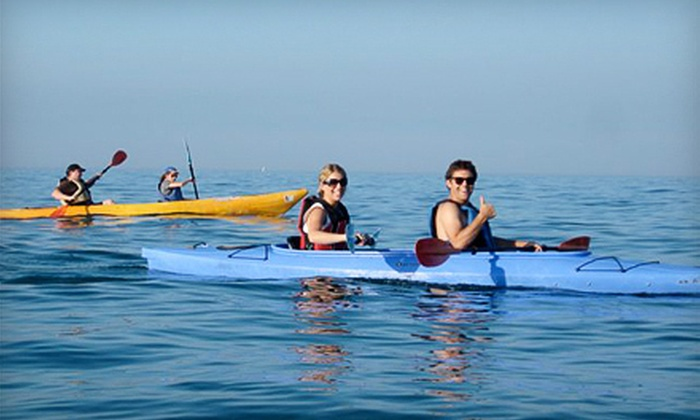 The Northwest Passage - Multiple Locations: $29 for a Two-Hour Guided Kayaking Adventure with Instruction and Equipment from The Northwest Passage ($60 Value)