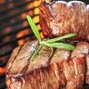 Menü mit Steak oder Lachs f. Zwei