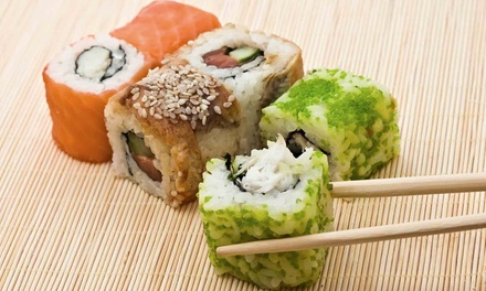 Japanese Tapas and Drinks at Wasabi Izakaya (Up to 40% Off). Two Options Available.