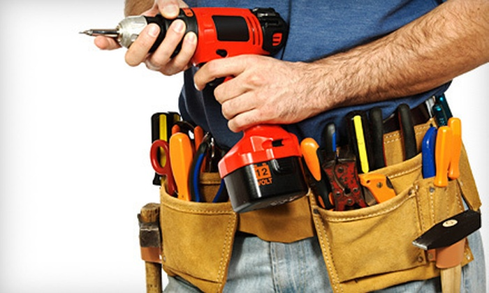 Jaccard Construction - Knoxville: 2, 4, or 10 Hours of Handyman Services from Jaccard Construction (Up to 62% Off)