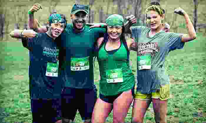 The National MudRunners Association - Filthy Nation: Registration for Halloween 5K from The National MudRunners Association (Up to 60% Off). Three Options Available.