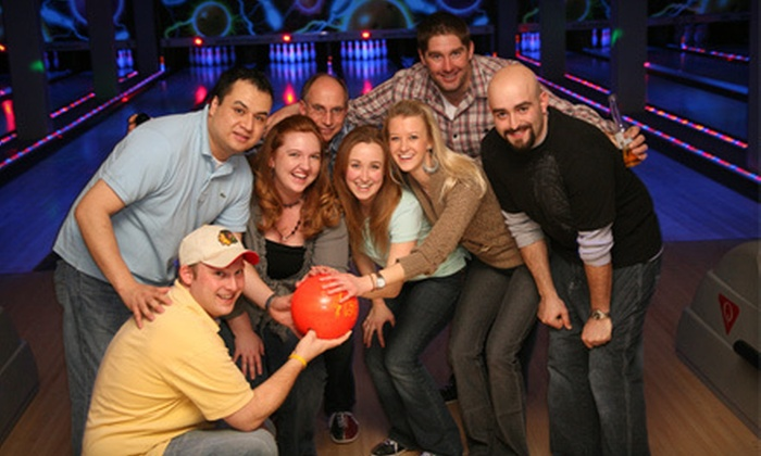 Tivoli Bowling Center - Downers Grove: $13 for One Hour of Bowling and Shoe Rentals for Four at Tivoli Bowling Center in Downers Grove (Up to $37 Value)
