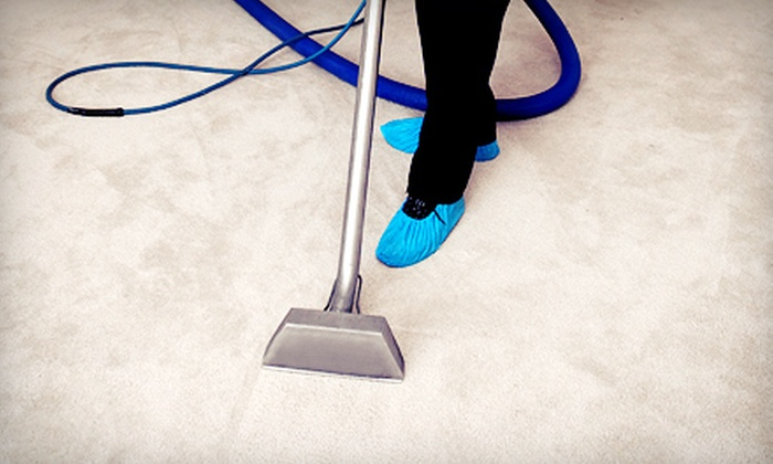 Always Brite Carpets - DUMMY: $45 for Carpet Cleaning for Three Rooms Plus One Hallway from Always Brite Carpets ($110 Value)