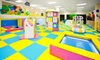Hop-N-Play Indoor Playground - San Bruno: $99 for a Birthday Party for 10 Kids at Hop-n-Play ($199 Value)