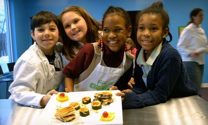 Young Chefs Academy of Gahanna - Gahanna: $15 for a 90-Minute Cooking Class for Kids or Teens at Young Chefs Academy of Gahanna ($30 Value)