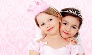 Marrakech Spa Rituals: Princess Pamper Party For Up To Ten Children at Marrakech Spa Rituals (54% Off)