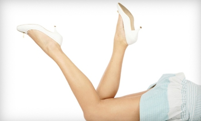Acadia Cosmetic & Laser Centre - Wildwood: $149 for Six Laser Hair-Removal Sessions for Small Areas or Three Sessions for Large Areas at Acadia Cosmetic & Laser Centre (Up to $600 Value)
