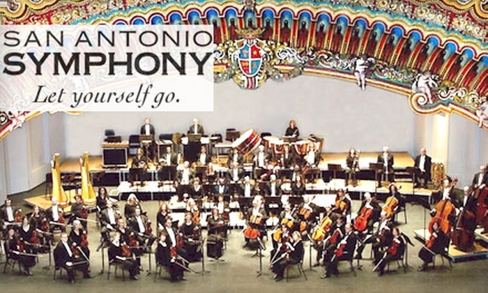 San Antonio Symphony - Downtown: $27 for an Orchestra-Level Ticket to the San Antonio Symphony with Nadja Salerno-Sonnenberg on June 4 or 5 at the Majestic Theatre