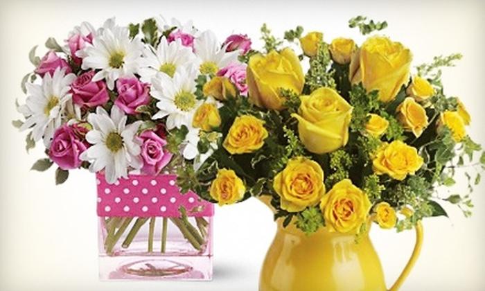 American Beauties Florist - University: $25 for $50 Worth of Flowers and Gifts at American Beauties Florist