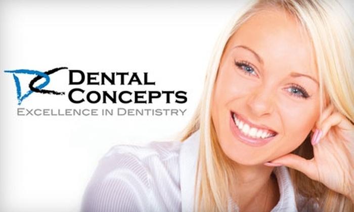 Dental Concepts - Boca Raton: $187 for $600 Worth of Teeth Whitening at Dental Concepts in Boca Raton