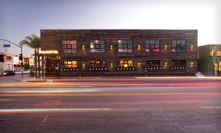 Option 1: One-Night Stay  - Palihotel Melrose in Los Angeles
