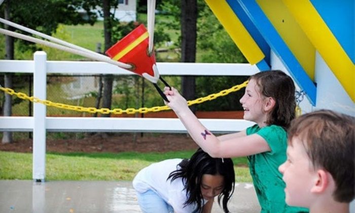 TreeTop Family Adventure - Chelsea: $7 for a $15 Fun Card at TreeTop Family Adventure