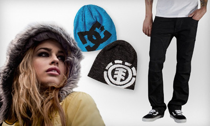 The Source Clothing Company - Chugiak: $25 for $50 Worth of Sportswear, Streetwear, and Accessories at The Source Clothing Company in Wasilla
