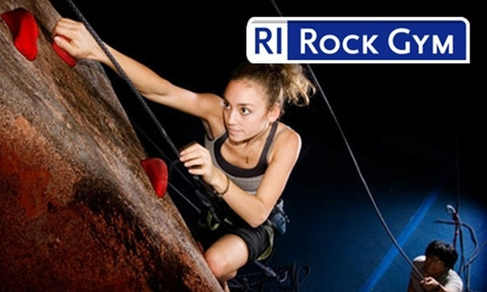 Rock Spot Climbing - Multiple Locations: $24 for a One-Month Membership, Including Gear and Belay Lesson, at Rock Spot Climbing in Lincoln ($60 Value)