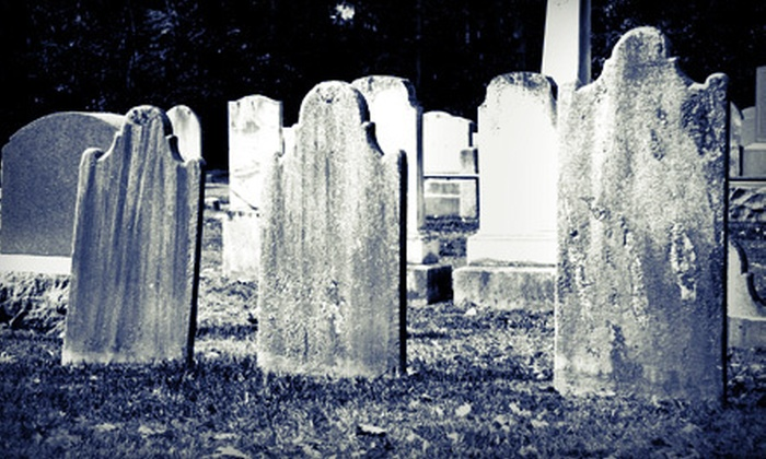 Haunted History Tours - Multiple Locations: Garden District, Haunted Garden District, or New Orleans Ghost Tour for One or Two from Haunted History Tours (Half Off)