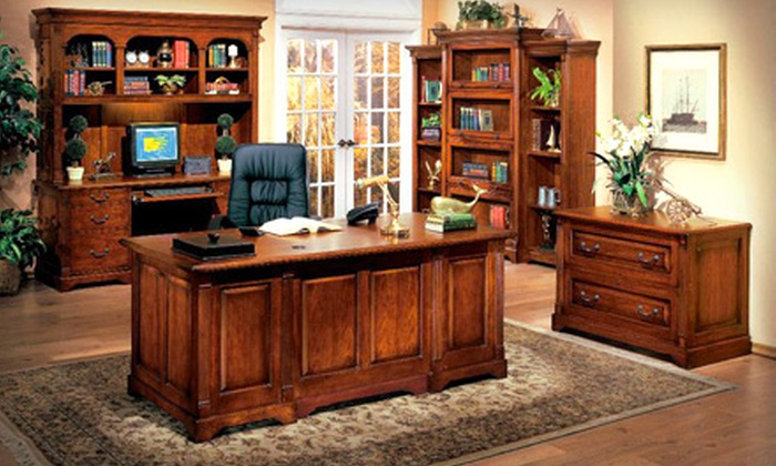 Oak Tree Furniture - Ellicott City: $50 for $200 Worth of Living Room, Dining Room, and Bedroom Furniture at Oak Tree Furniture in Columbia