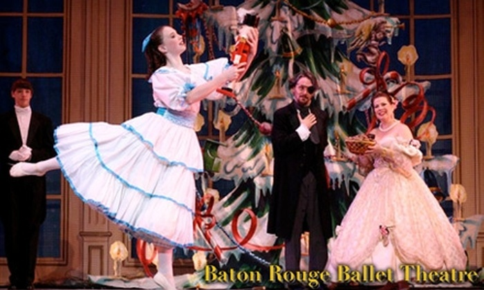 Baton Rouge Ballet - Garden District: $49 for a Season Ticket to the Baton Rouge Ballet Theatre ($99 Value)
