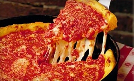 $20 Groupon to Gino's East - Gino's East in Chicago