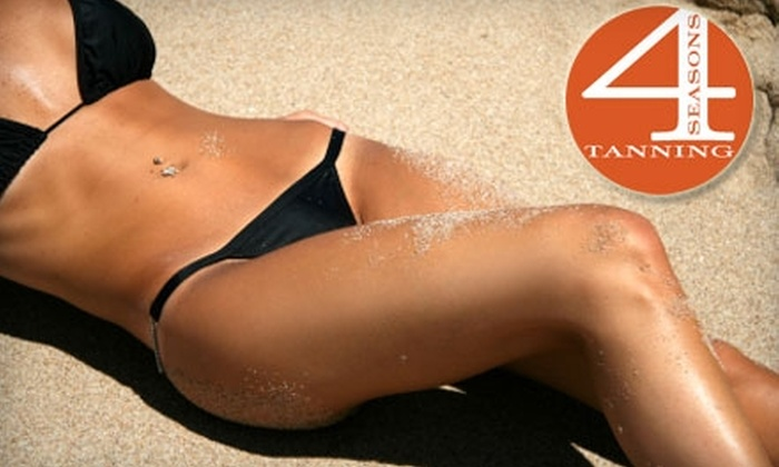 4 Seasons Tanning - Broadmoor Heights Addition Golden Valley: $25 for $75 Worth of Tanning Services at 4 Seasons Tanning (Up to $75 Value)