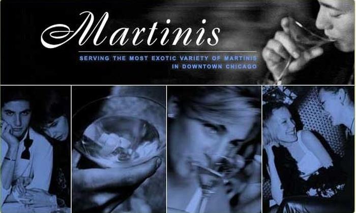 Martini Bar - Loop: 60% Off Martini Bar