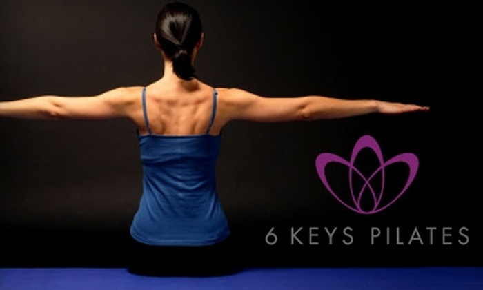 6 Keys Pilates - Manayunk: $40 for Three Mat Classes and One Private Lesson at 6 Keys Pilates