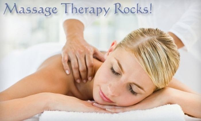 Massage Therapy Rocks! - Bellevue Second I: $30 for a One-Hour Swedish Massage at Massage Therapy Rocks Located Inside Texture Salon and Spa