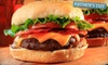 World Sports Cafe - Fresno: $10 for $20 Worth of Pub Fare and Drinks at World Sports Cafe