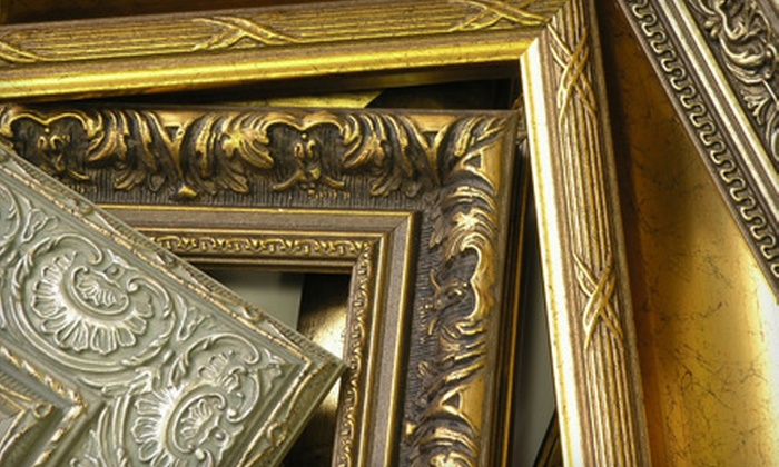 Picture Framing Warehouse - Pompano Beach: $50 for $200 Worth of Custom Framing at Picture Framing Warehouse