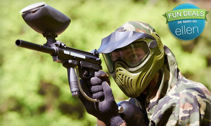 Chicagoland Paintball - Glenwood: Indoor Paintball Outing for One, Two, or Four at Chicagoland Paintball in Glenwood (Up to 60% Off)