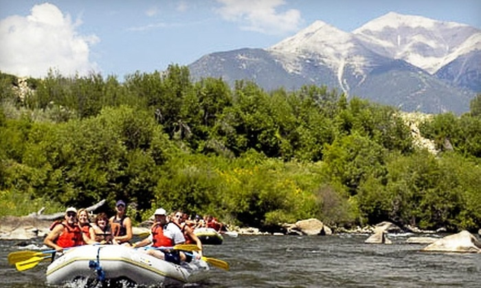 Performance Tours - Buena Vista: Rafting Trips from Performance Tours. Four Options Available.