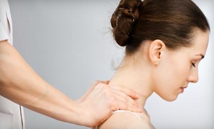 Healing Hands Chiropractic: Initial Exam, Consultation, and X-Rays - Healing Hands Chiropractic in Lee's Summit