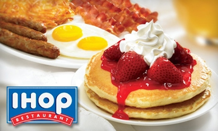 IHOP Restaurant - Fairmount: $7 for $15 Worth of Pancakes, Burgers, Drinks, and More at IHOP Restaurant