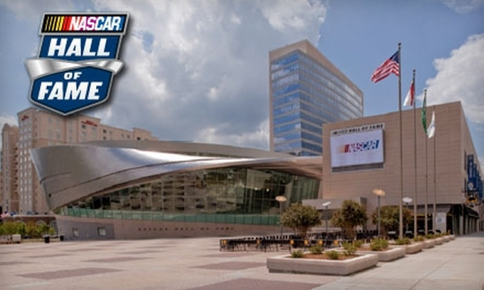 NASCAR Hall of Fame - Second Ward: $75 for One-Year Family Membership ($150 Value) or $25 for One-Year Individual Membership ($50 Value) at the NASCAR Hall of Fame