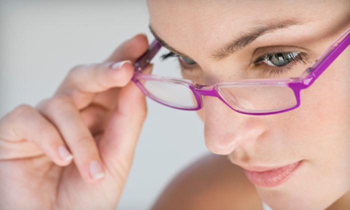Eagle Vision Eye Care Optometric Group - Sacramento: $50 for $200 Worth of Prescription Eyewear at Eagle Vision Eye Care Optometric Group