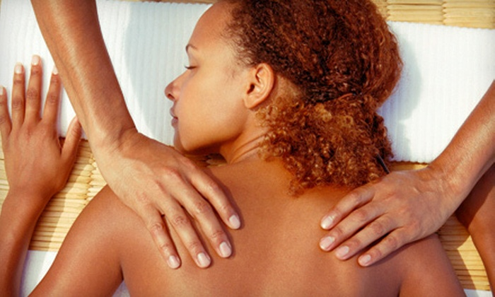 A Heavenly Body Massage - Dallas: One, Two, or Four 60-Minute Fusion Massages at A Heavenly Body Massage (Up to 70% Off)